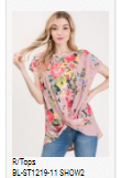 Forever Falling Top