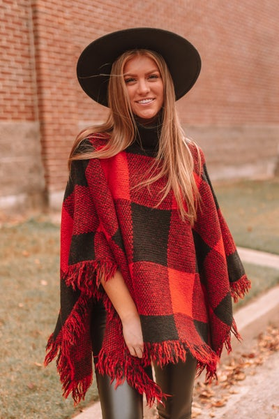 For The Fun Of It Poncho