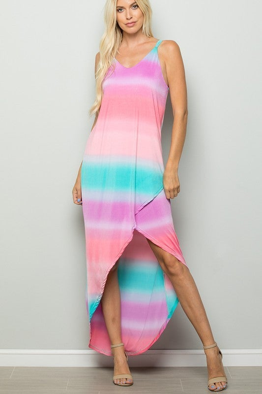 Last One Standing Maxi Dress
