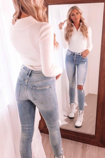Scene Stealer Jeans
