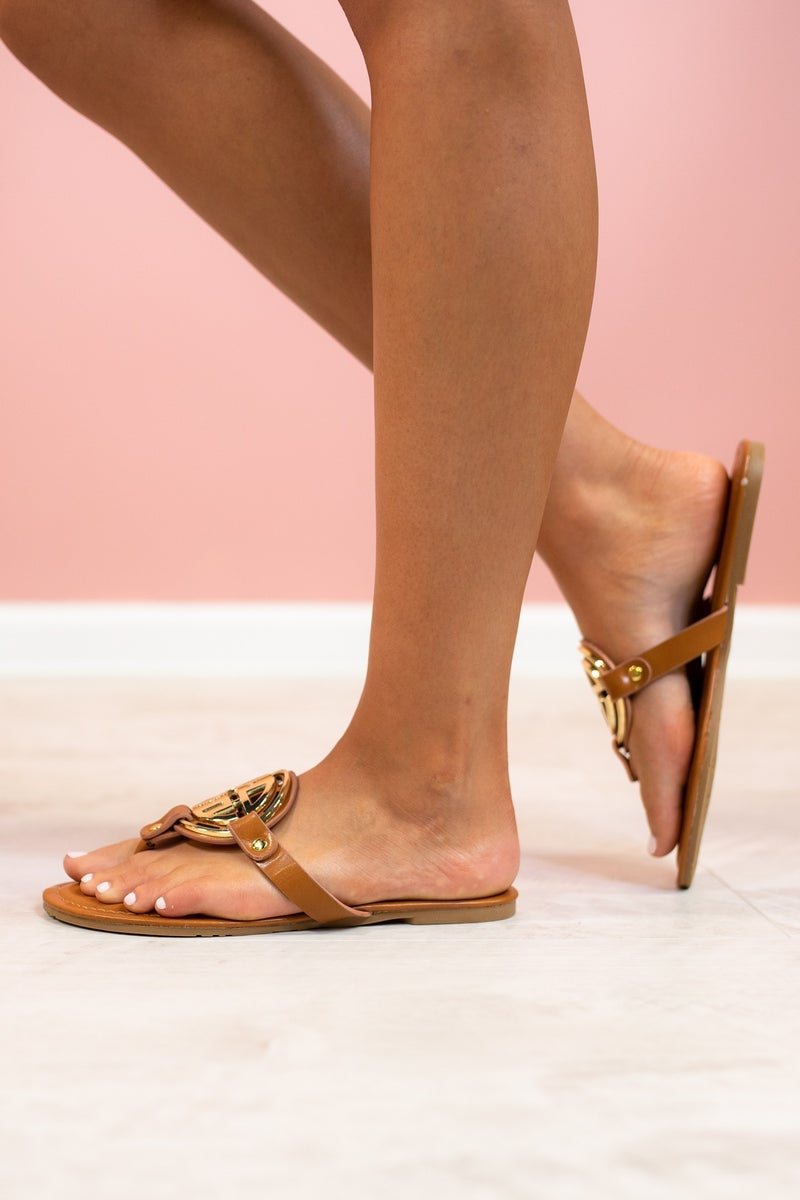 Be Fearless Sandal
