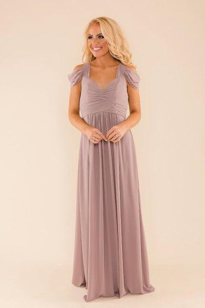 So Grateful Maxi Dress