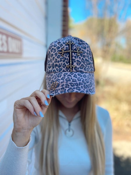 Cross The Line Hat