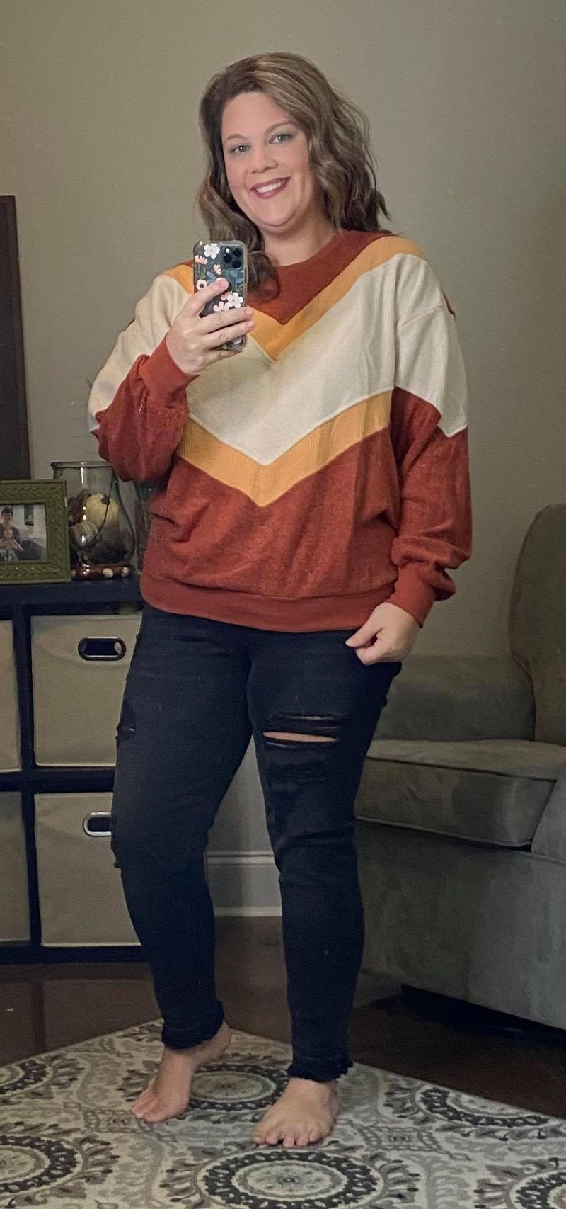 Lucky Day Sweater