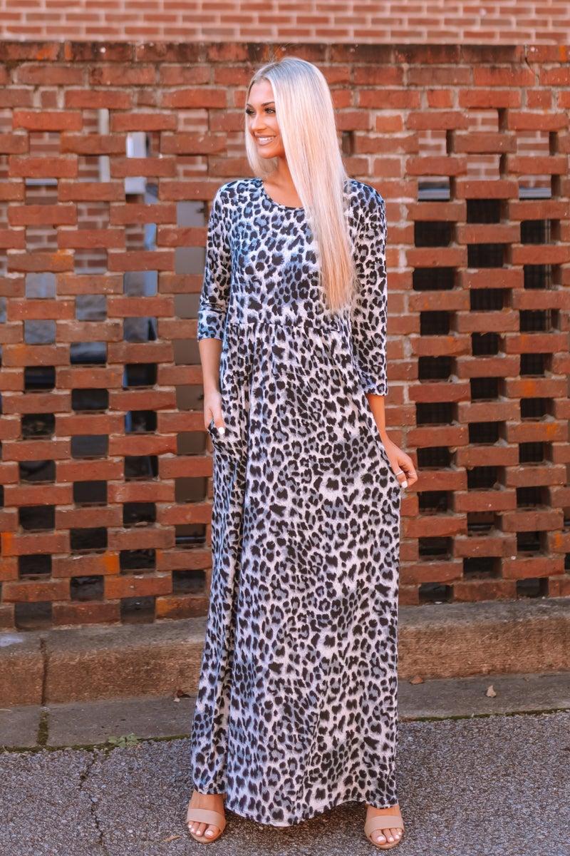 Crazy For You Maxi Dress