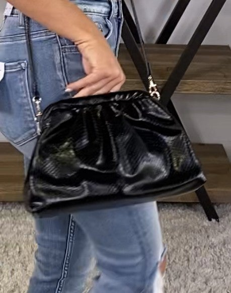 Hear You Out Purse