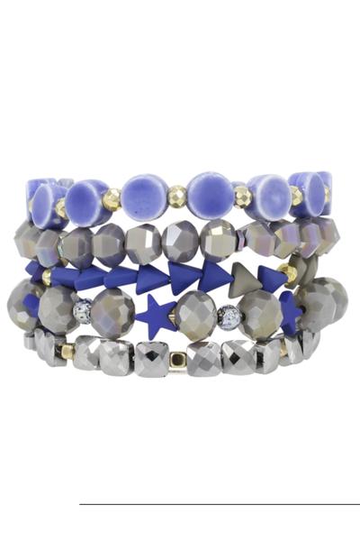 Harley Erimish Bracelet Stack