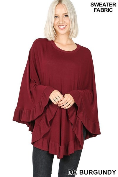 Circle Of Friends Poncho