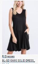 Wanting Me Back Dress