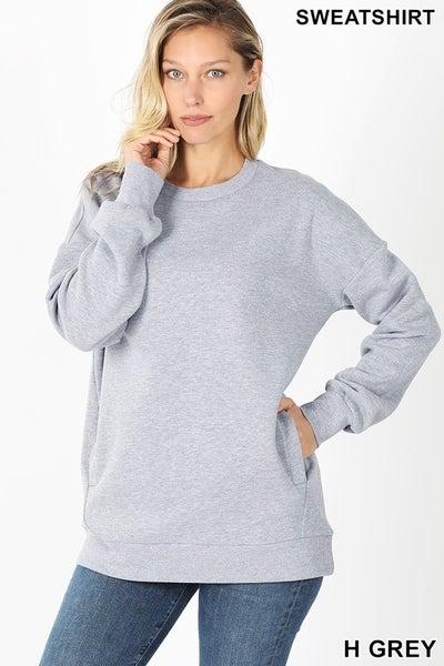 Don't You Wait Sweatshirt