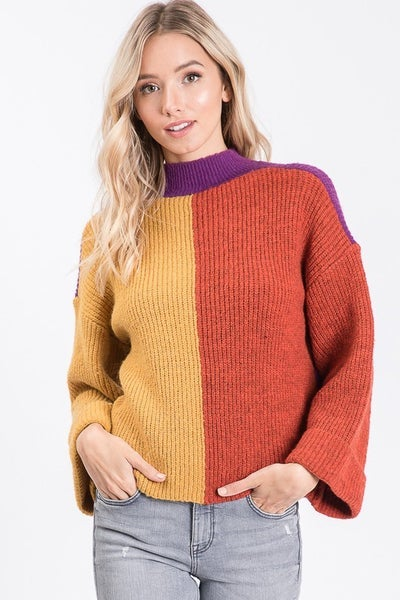 Cool To Be Kind Sweater