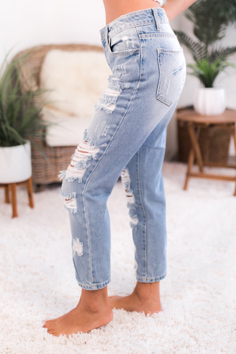 Can't Explain To You Jeans