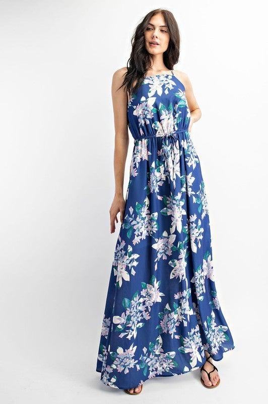 Stunning Vision Maxi Dress