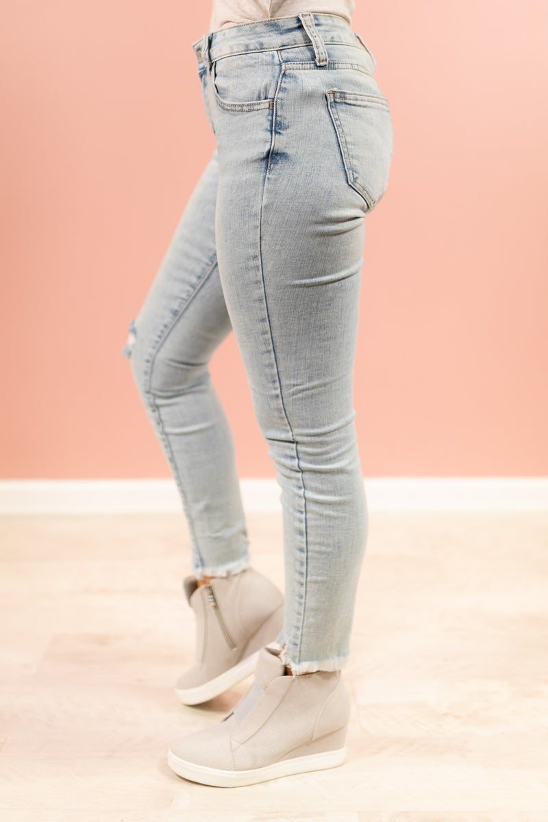 No Questions Asked Jeans