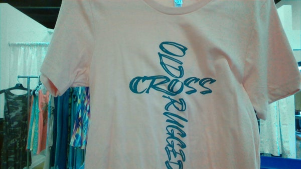 Rugged Cross Graphic Tee