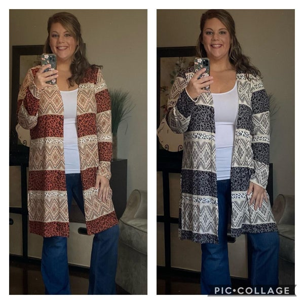 Double The Love Cardigan
