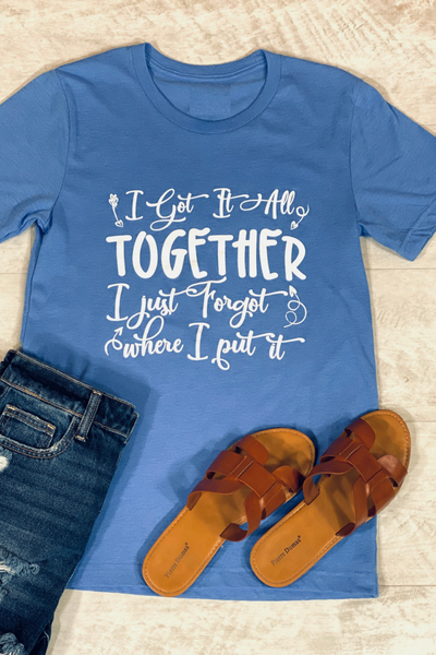 All Together Graphic Tee