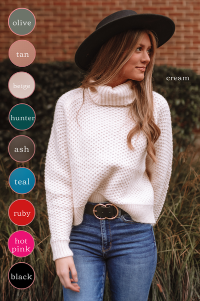 Southern Charm Sweater - 402