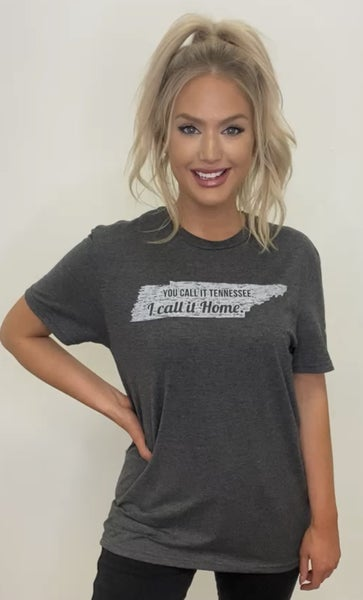 Tennessee Home Graphic Tee