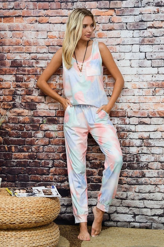 Get Going Two Piece Set