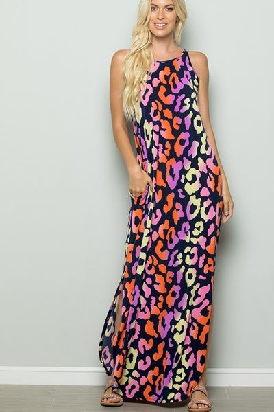 Before We Found Love Maxi Dress