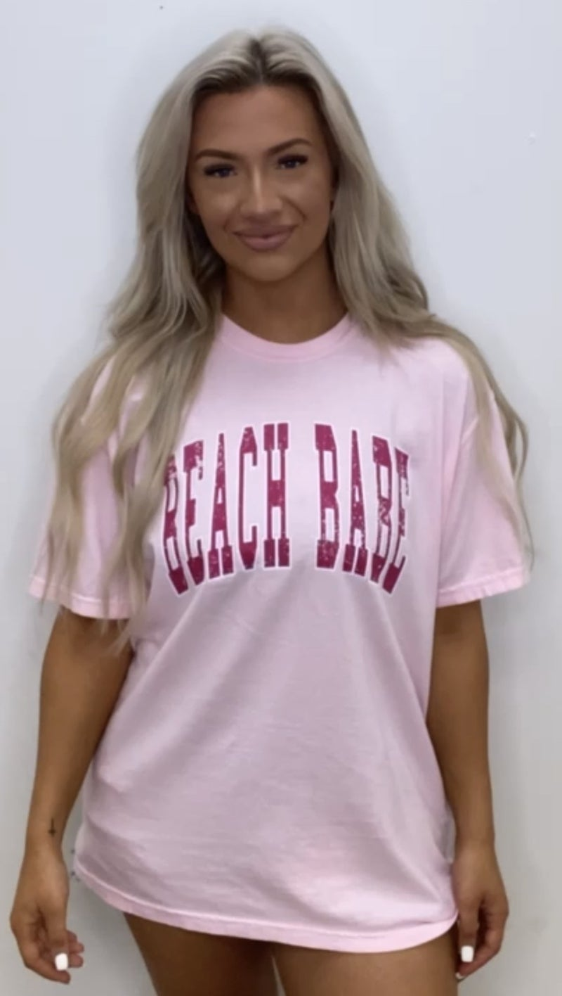 Beach Babe Graphic Tee