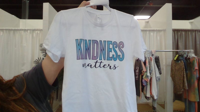 Kindness Matters Graphic Tee