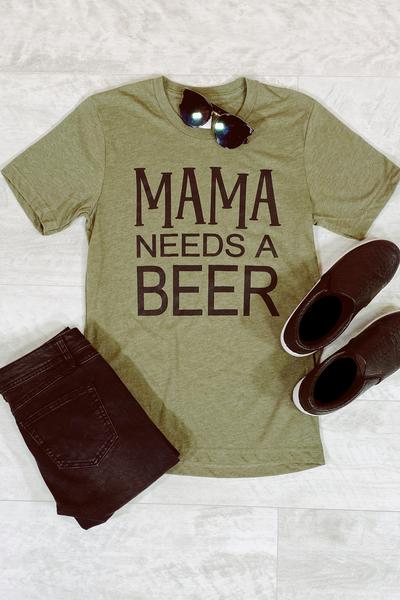 Mama Needs Graphic Tee