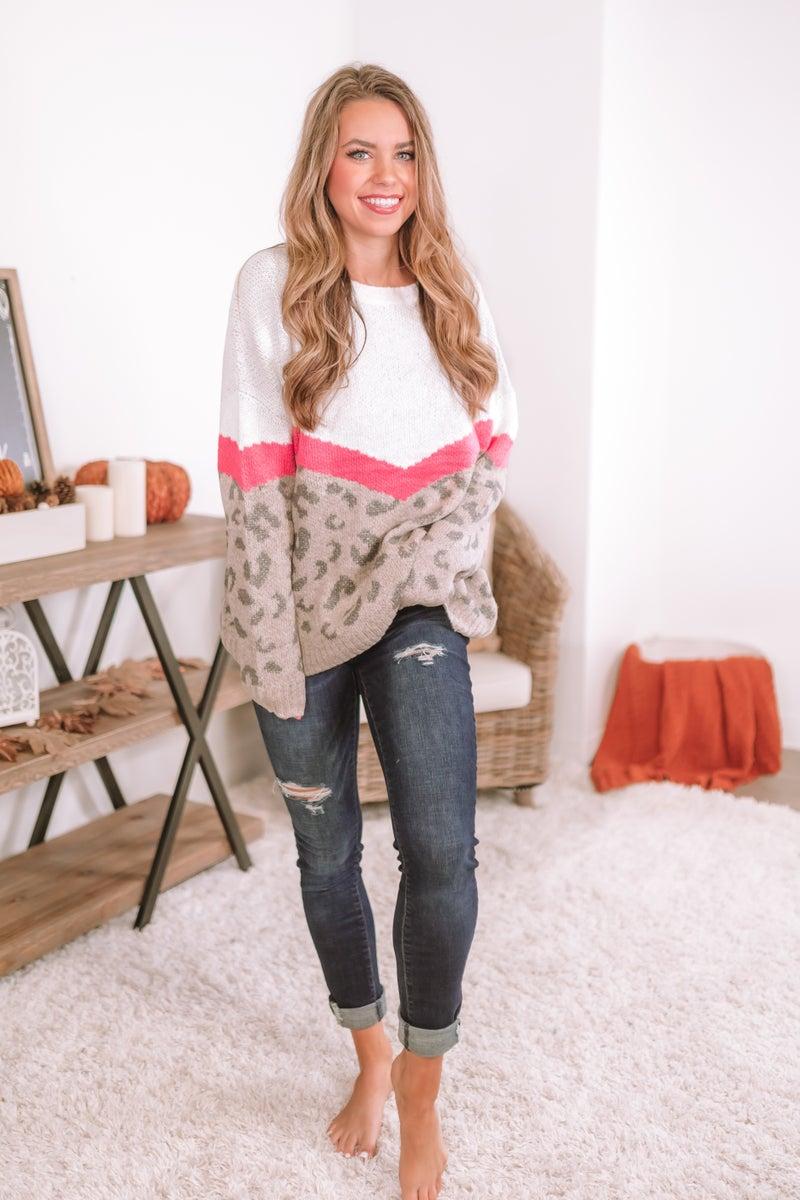 Last To Love Sweater