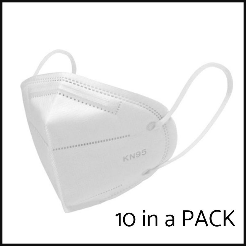 (10 in a pack) kn95  mask - SHIPS NOW
