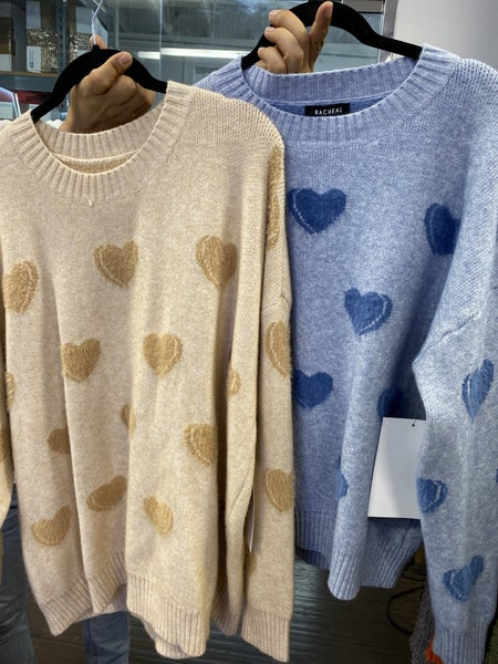 My Heart Is Yours Sweater