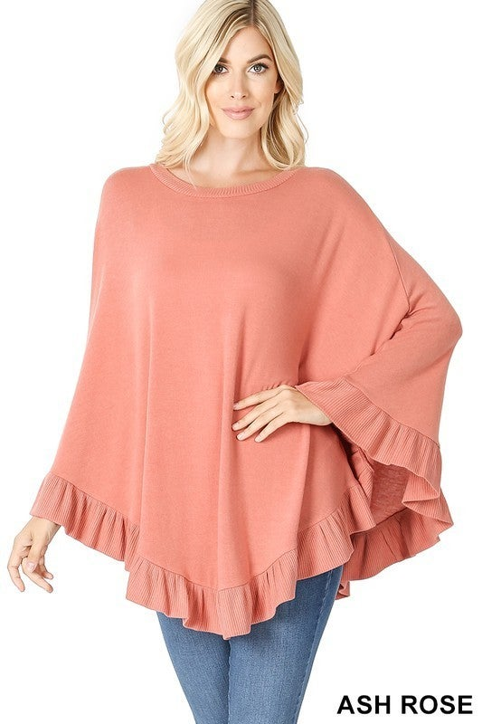 Circle Of Friends Poncho-600