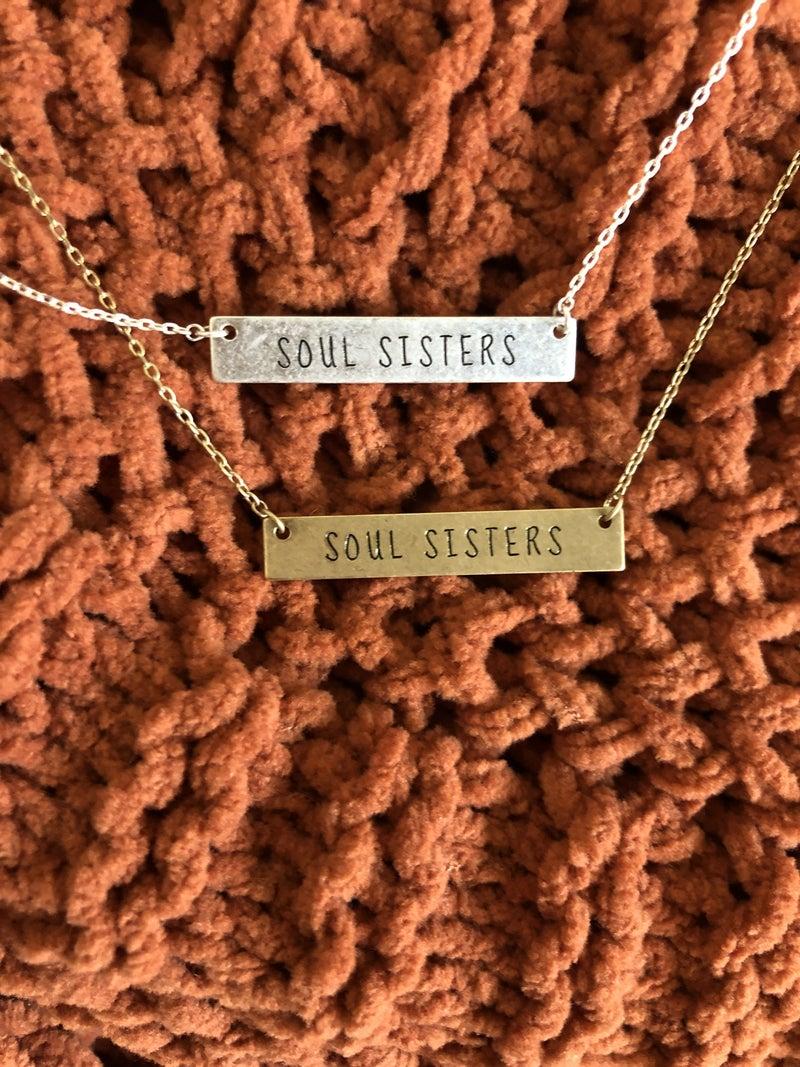 Soul Sisters Necklace