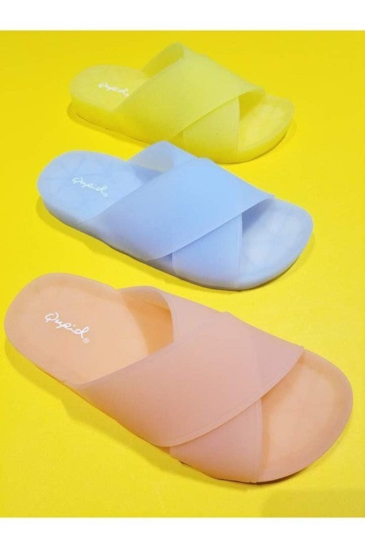 Don't Be Jelly Sandal