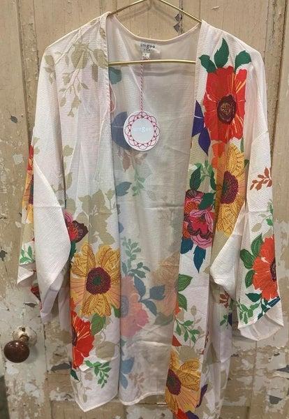 You Will Never Know Kimono