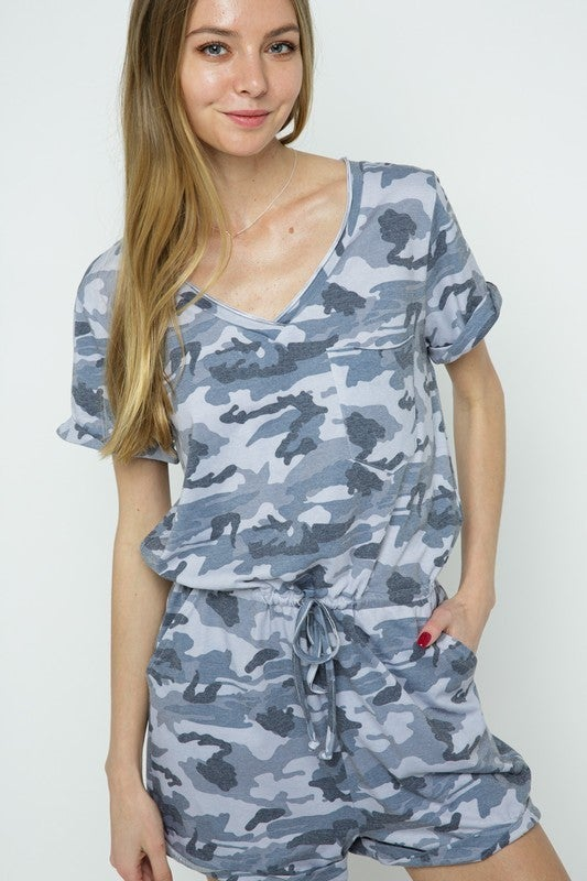 Someone To Remember Romper