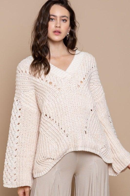 The Night Is Mine Sweater