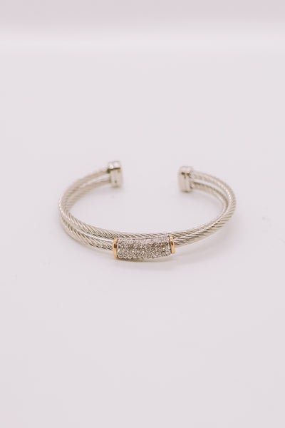 Twisted In You Bracelet