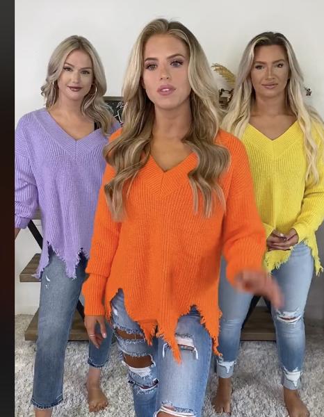 Basic Needs Sweater