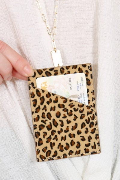 Most Helpful Card Case Id Necklace