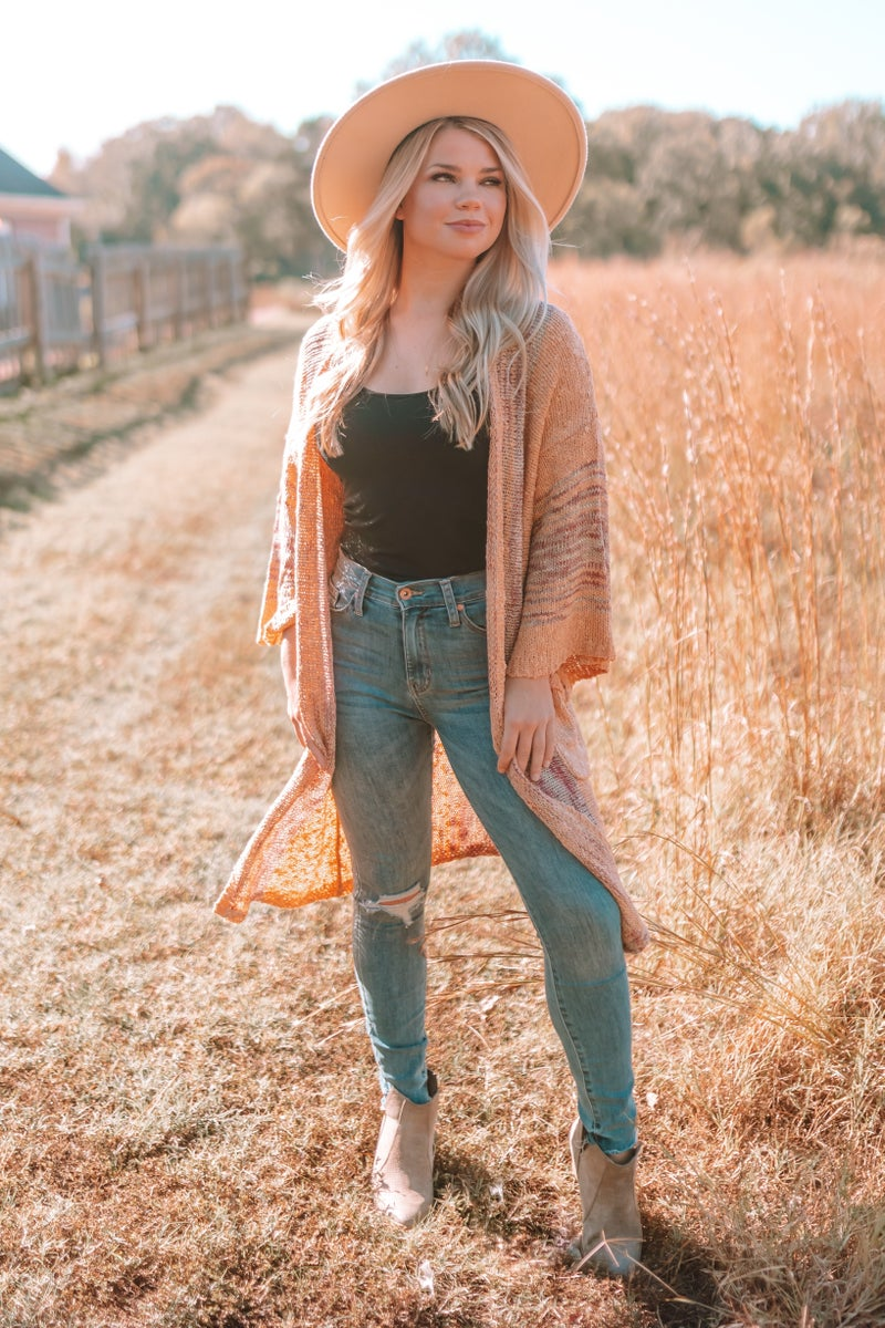 Believe In Chill Cardigan (DUP)