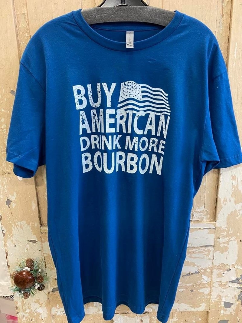 American Bourbon Unisex Graphic Tee