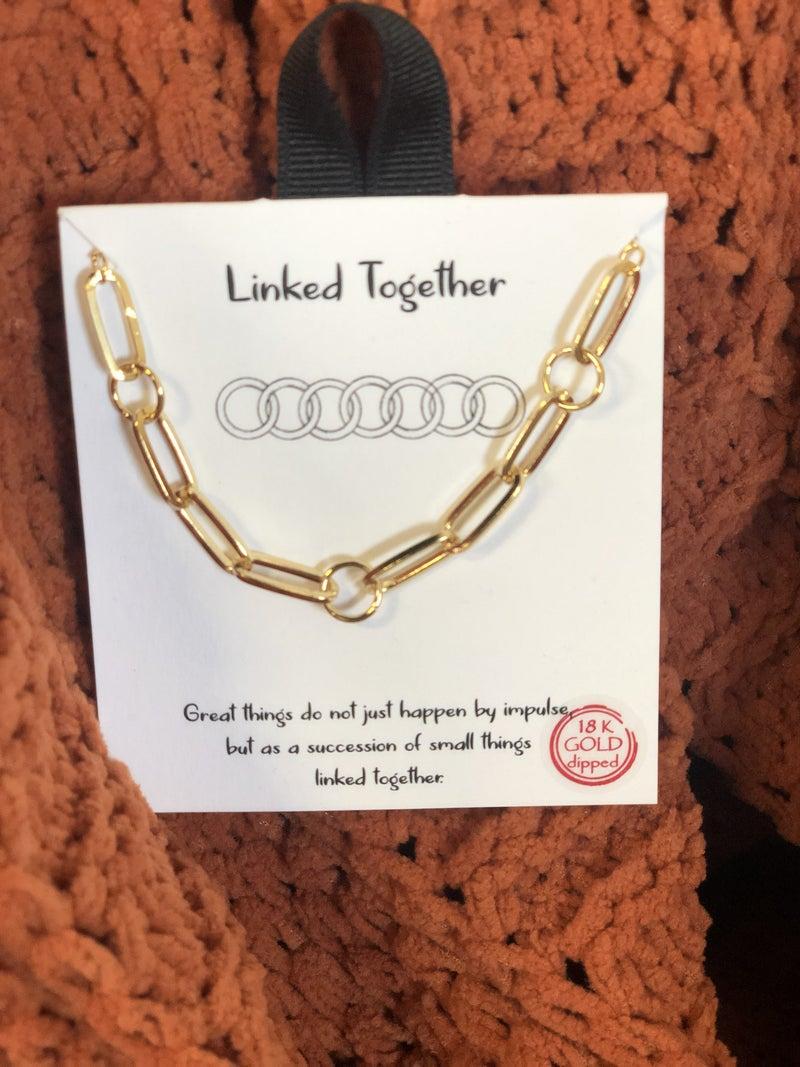 Linked Together Necklace