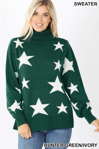 You're A Shining Star Sweater