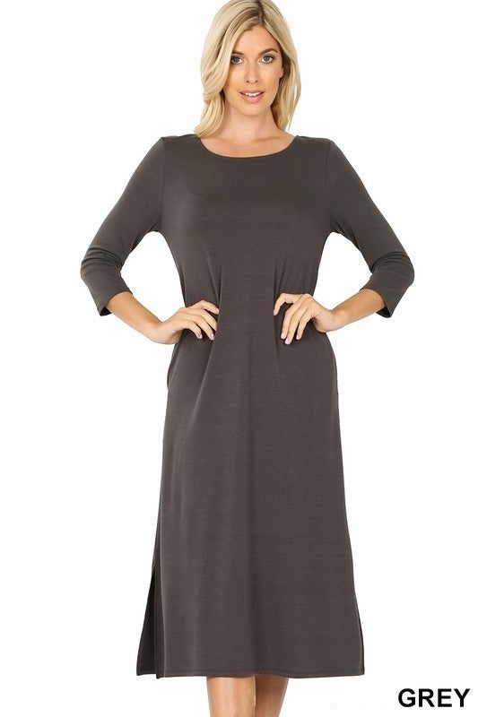 Insider Edition Midi Dress