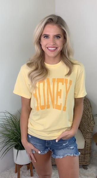 Honey CC Graphic Tee