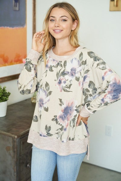 Into The Bloom Top