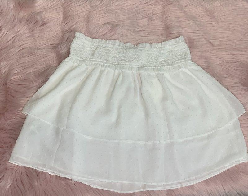 Old School Heartbreak Skirt