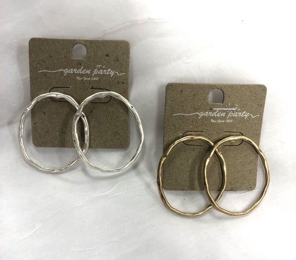 A New Touch Earrings