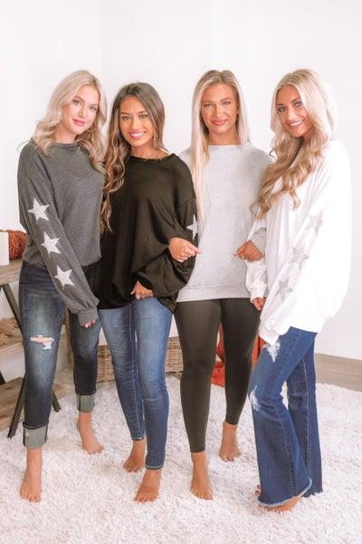 Catch A Falling Star Sweatshirt